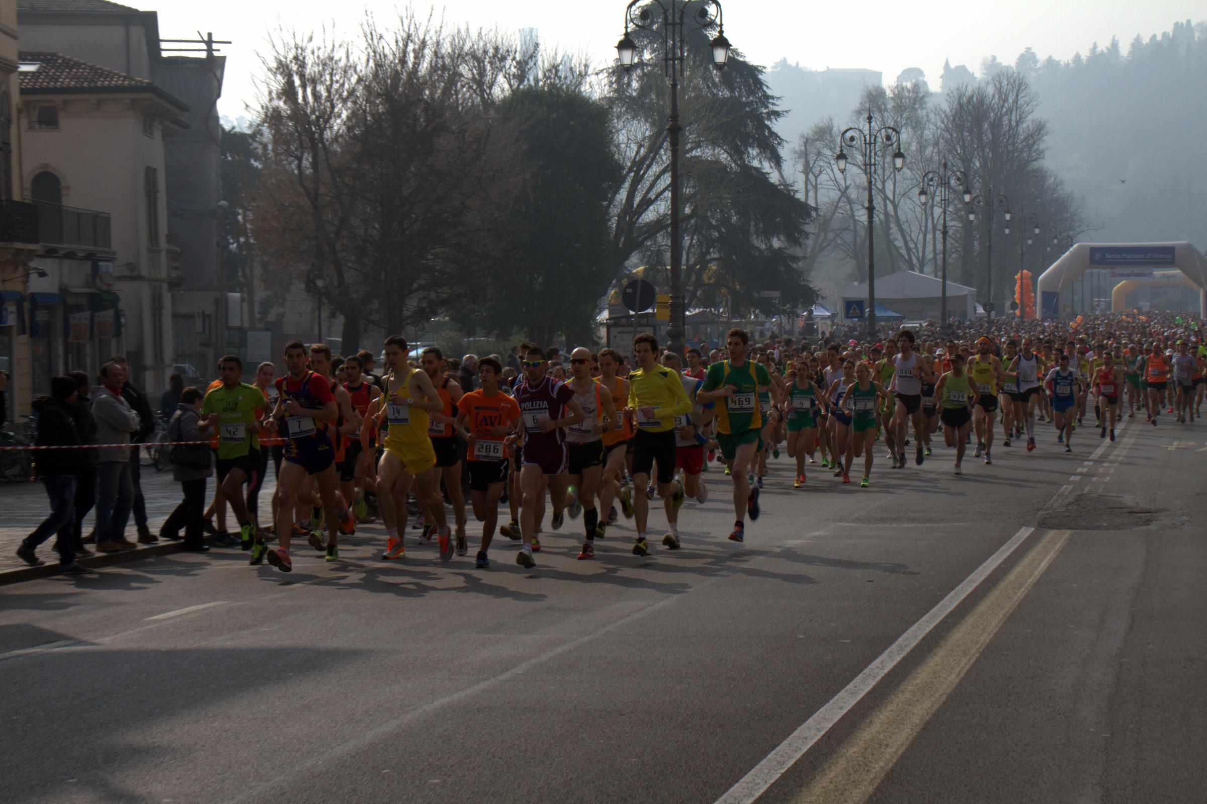 Stravicenza 2014 su tva av run for Ravelli arredamenti