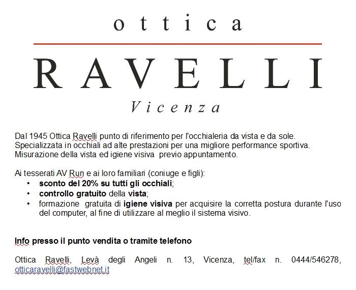 Av run for Ravelli arredamenti