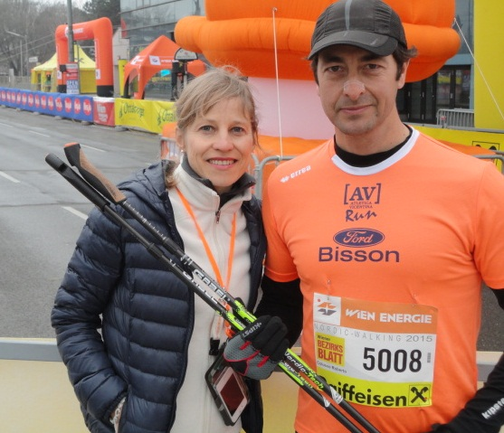 Roberto colusso trionfa alla wien energie nordic walking for Ravelli arredamenti