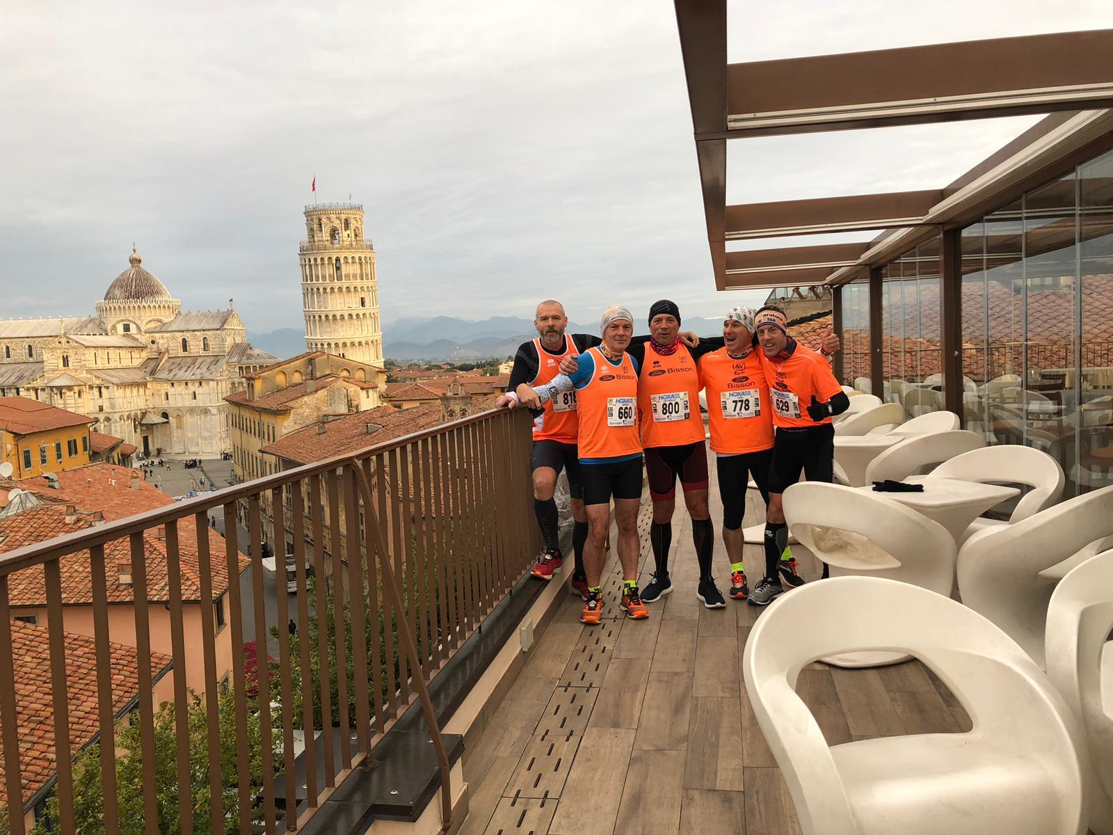 I nostri 5 rappresentanti a Pisa