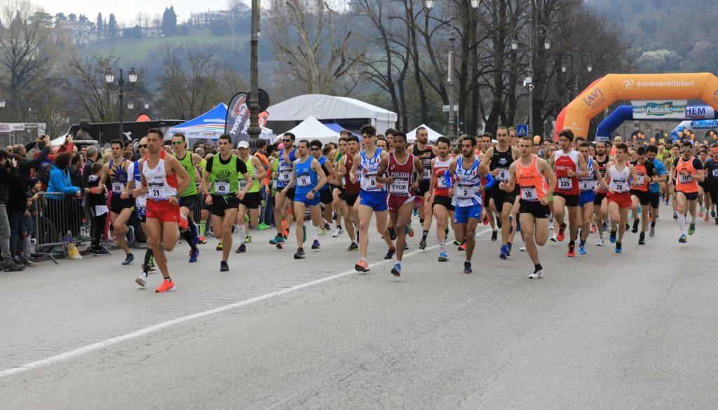 Stravi10km 2019, partenza, foto Saccardo AV Run