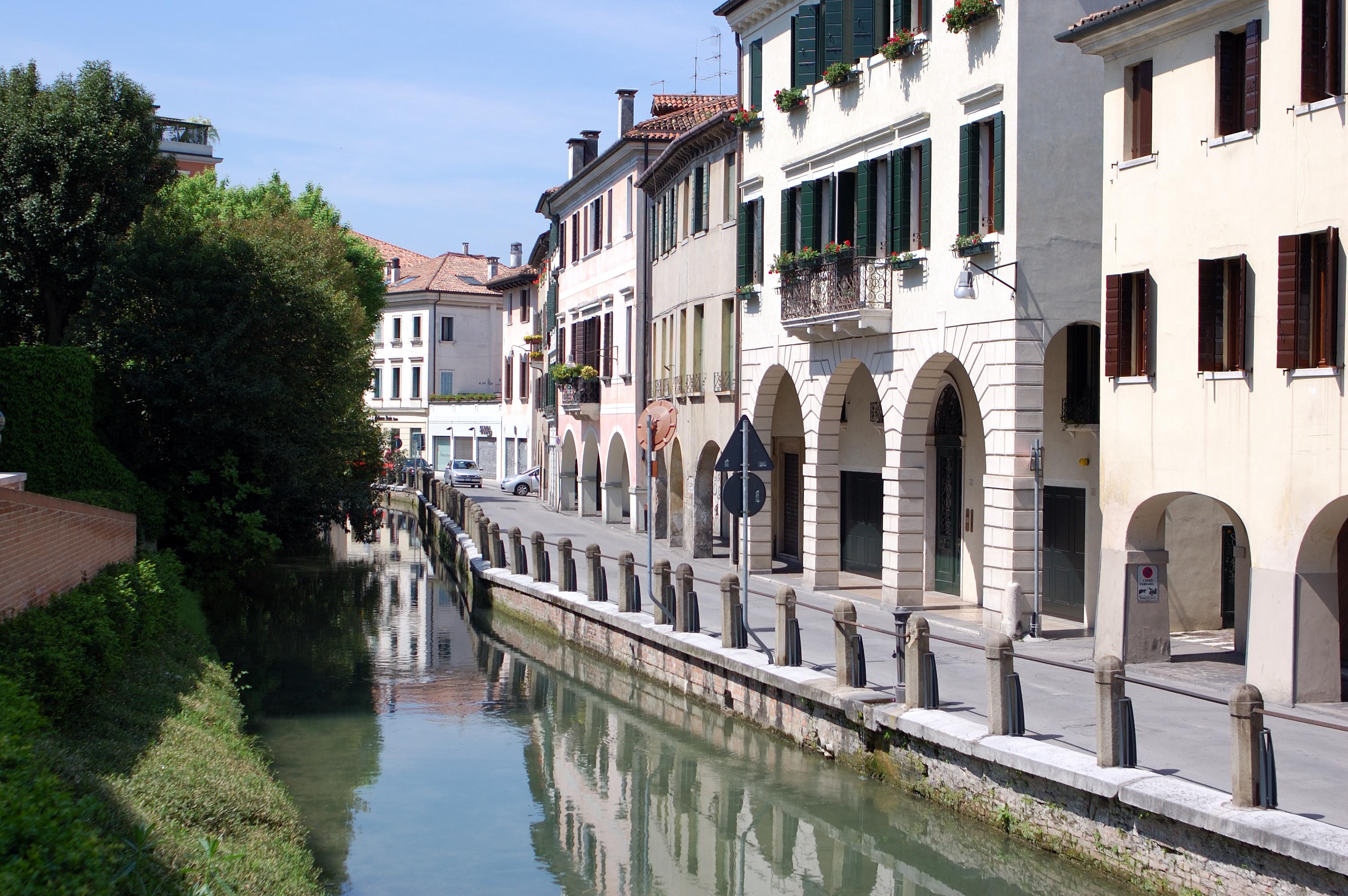 Uno scorcio di Treviso