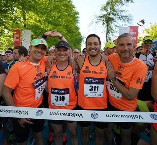 Il quartetto arancio a Karlovy Vary