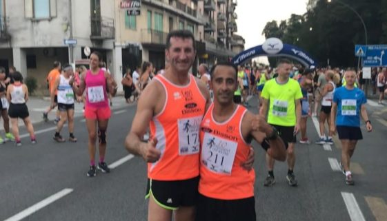 Gianluca ed Antonio a Scorzè