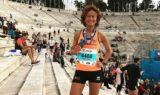 Foto Sandra Ferraro ad Atene 2