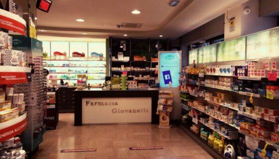 Foto Farmacia Giovanetti ai Ferrovieri