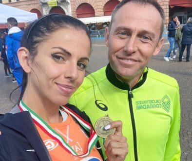 Foto Forlì con Rebecca e Stefano 10.10